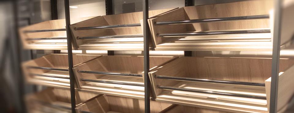 Connubio legno acciaio